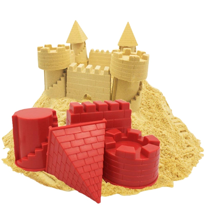 Kinder Sandformen Burg Schloss