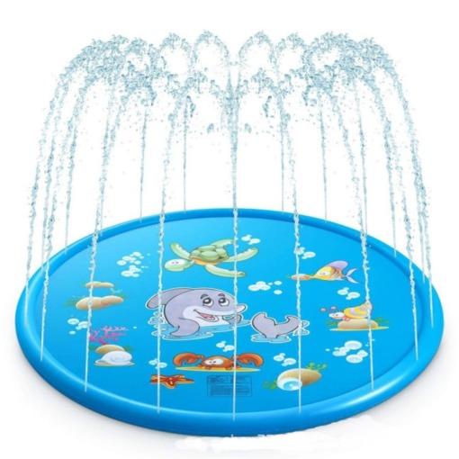 Wasser Sprinkler Matte Kinder