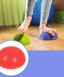 Halbkugel Igelball Massageball