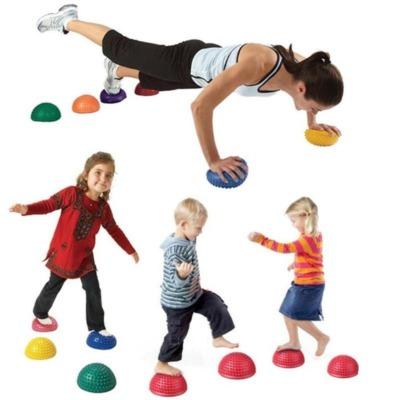 Halbkugel Igelball / Massageball