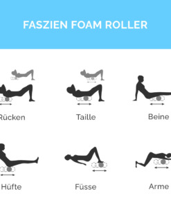 Faszienroller Foam Roller kaufen