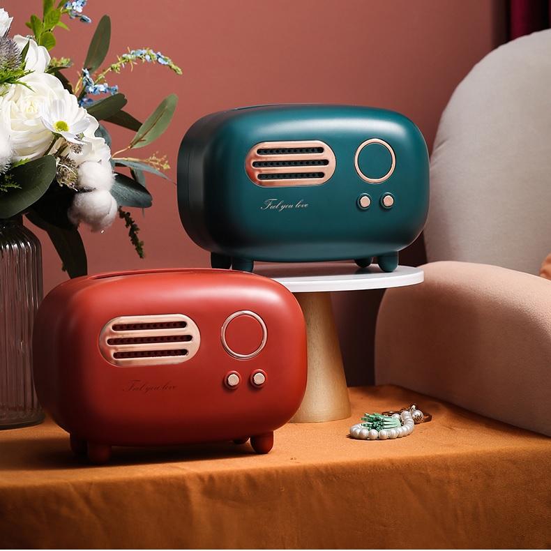 Radio Taschentuchbox Schön