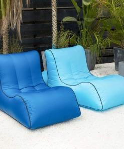 Aufblasbarer Sofa Strand Sessel