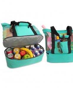 Strandtasche mit Kühlbox