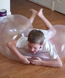 Riesen Glibber Ball