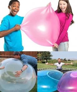 Grosser elastischer Glibber Ball