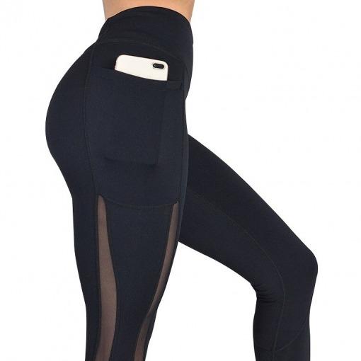Fitness Leggings mit Taschen