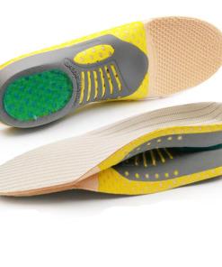 Orthopädische Gel-Schuhsohlen Einlegesohlen