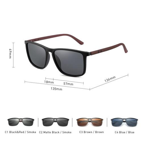 Luxus Sonnenbrille für Männer