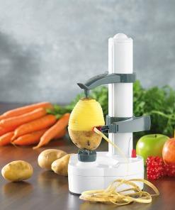 Automatischer Obst- und Gemüseschäler kabellos