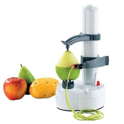 elektrischer Obst- und Gemüseschäler kabellos