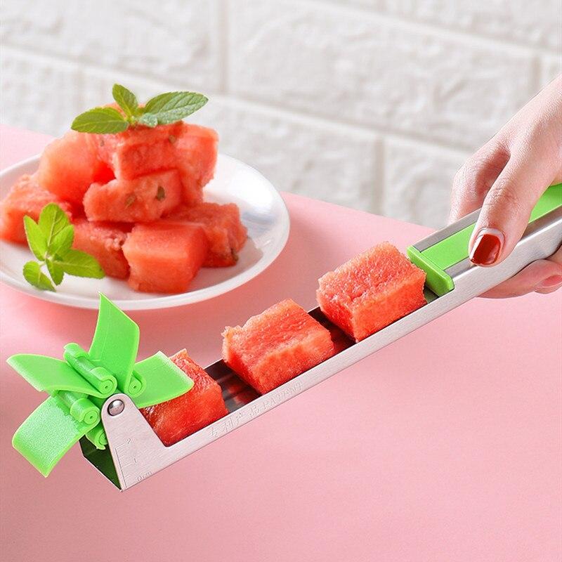 Melonen Würfelschneider