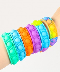 Pop-it Armband Fidget Toy
