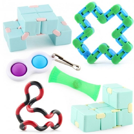 Fidget Toys Set Schweiz