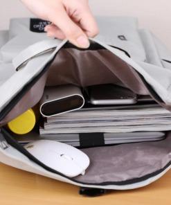 Multifunktion Damen-Tasche mit USB Schweiz