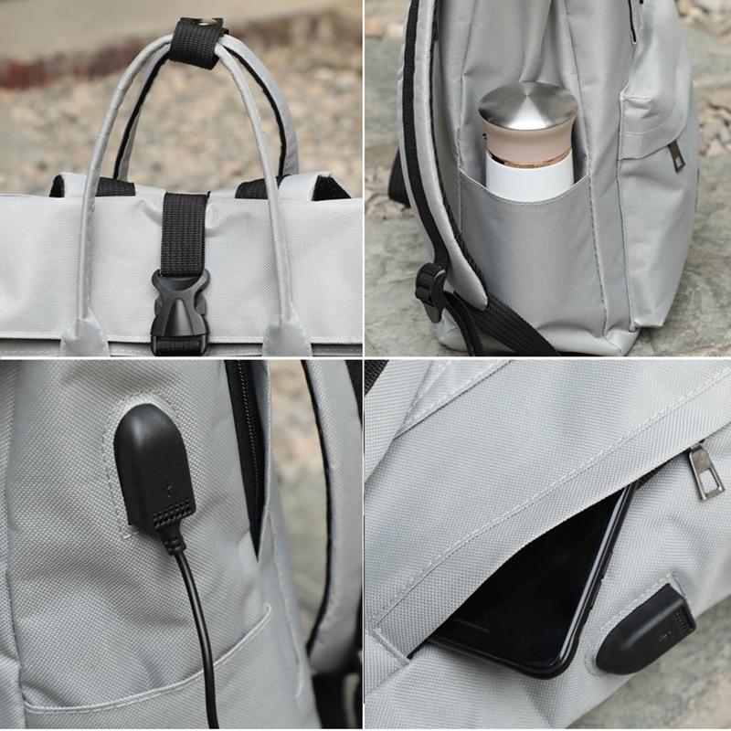 Multi-Tasche Damen USB