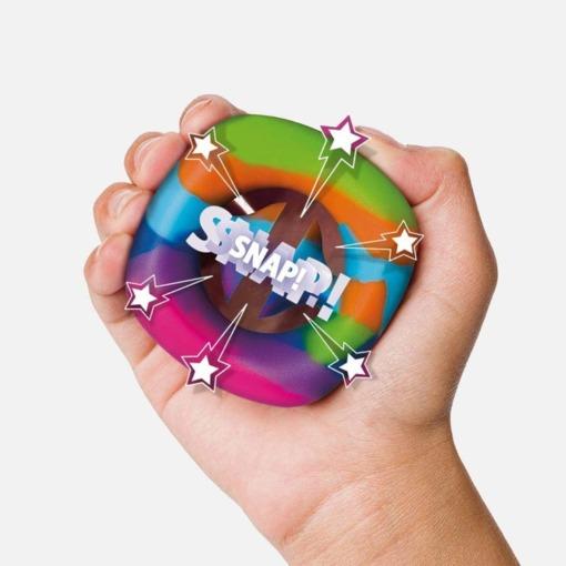 Snap Squeeze Pop it Fidget Toy