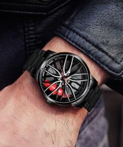Herren Uhr Tuning-Car