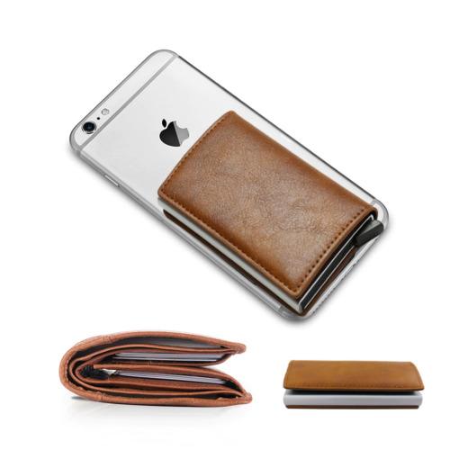 Leder RFID Wallet