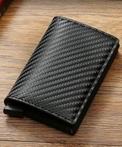 Karbon Portemonnaie RFID
