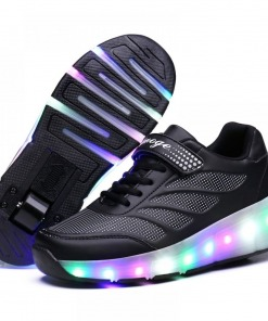 Schuhe mit Rollen mit LED Schweiz