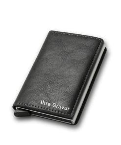 Kreditkarten Etui mit Gravur
