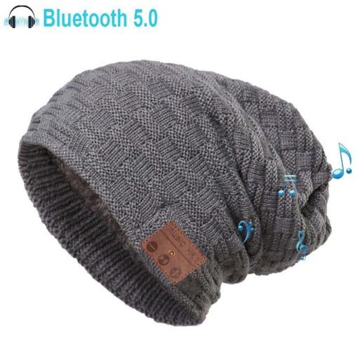 Bluetooth Wintermütze