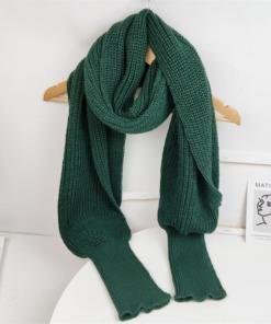 Damen Schal mit Ärmel