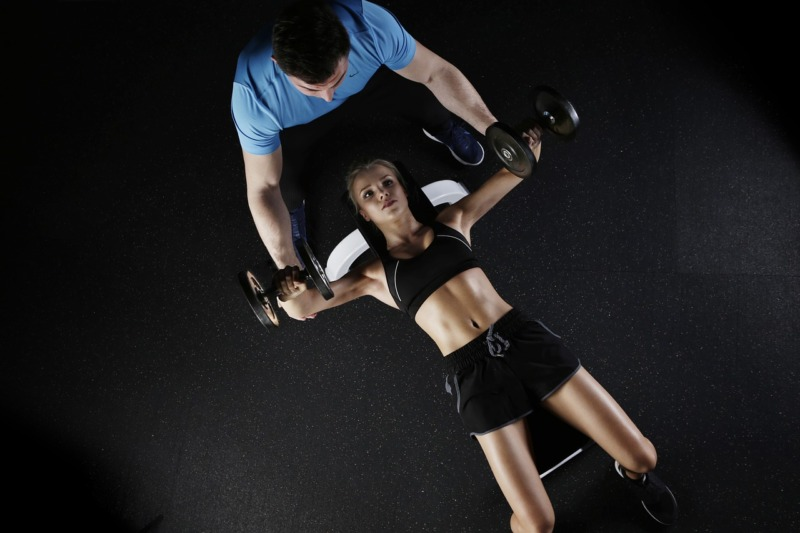 Equipment Home Gym Fitness zuhause